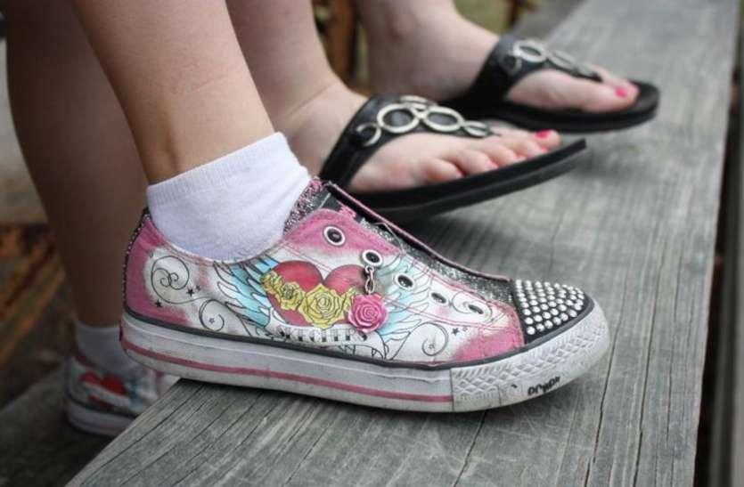 फुटवियर पहनते समय ध्यान रखें इन बातों का तो पैर दिखेंगे सुंदर
