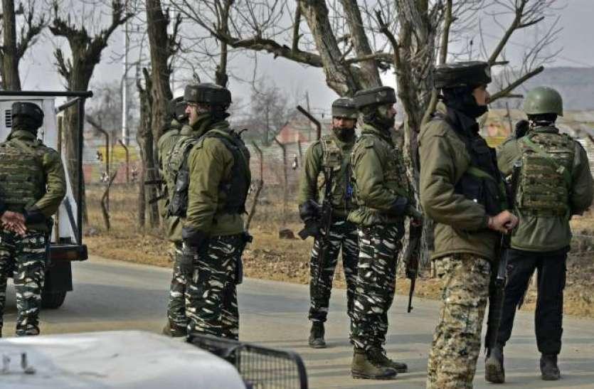 जम्मू-कश्मीर: राजदूतों के निवास स्थान से एक किलोमीटर दूरी पर आतंकी हमला, ढाबे का कर्मचारी घायल