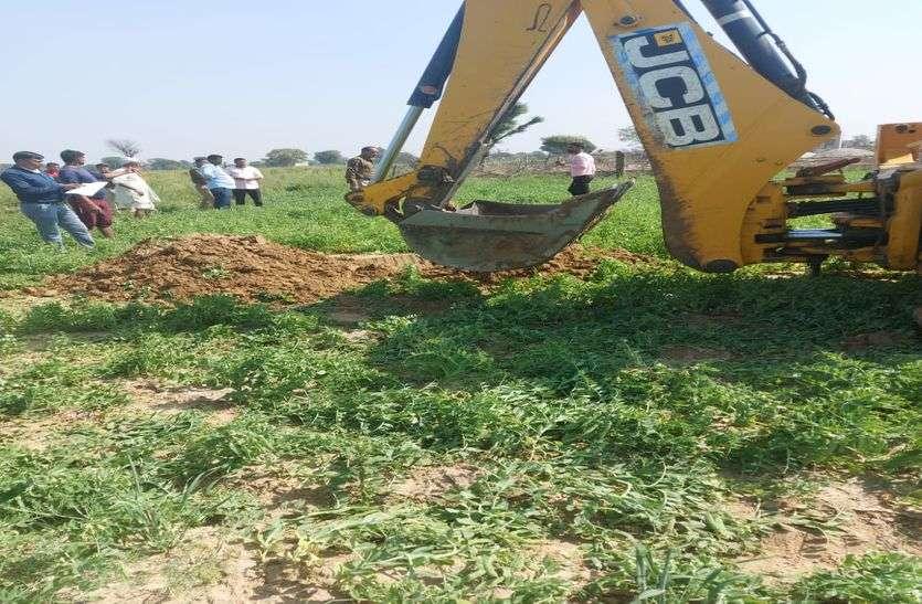 जेडीए ने 75 करोड़ रुपए की जमीन कराई खाली