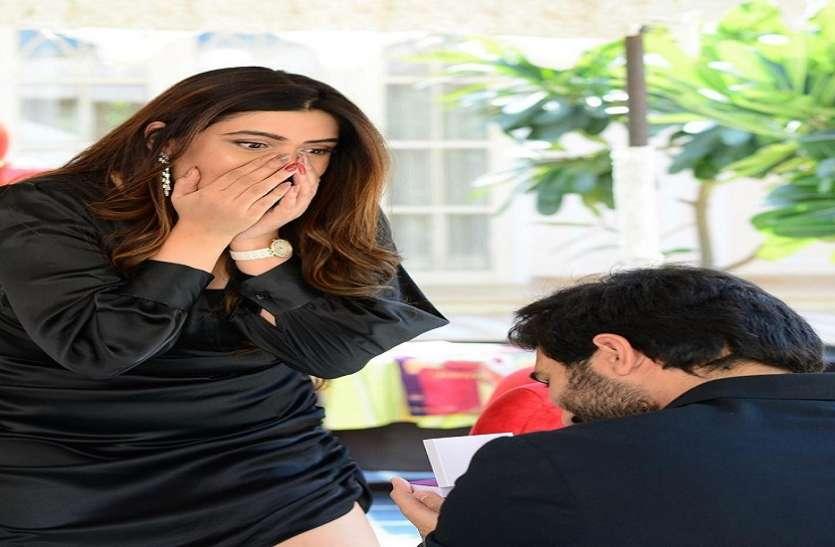 'ये हैं मोहब्बतें' फेम शिरिन मिर्जा ने बॉयफ्रेंड से की सगाई, जल्द हो सकती है शादी