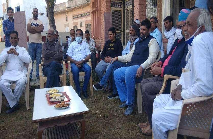 कृषि नीति निर्धारण में खेती से जुड़े लोगों को शामिल करना जरूरी