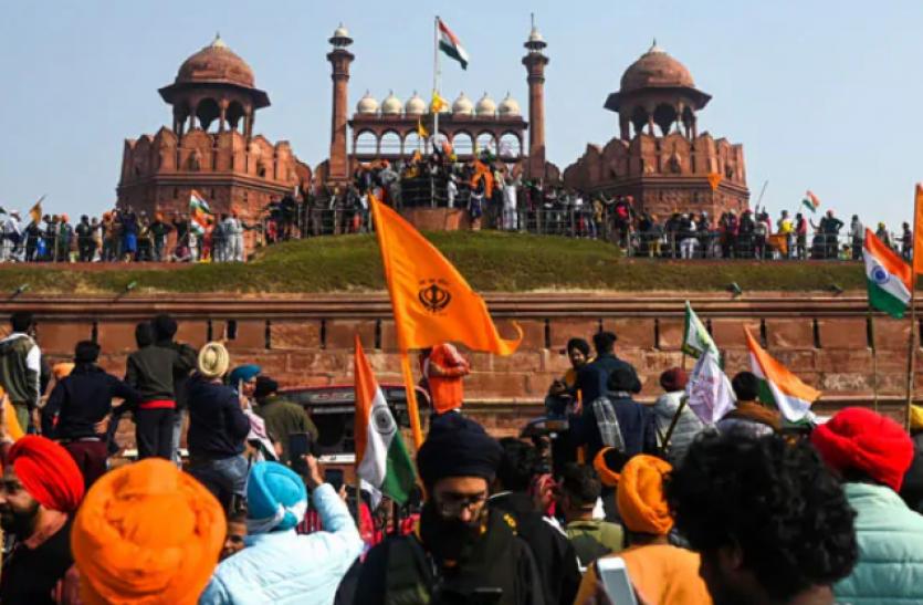 Red Fort violence : दिल्ली पुलिस की बड़ी कार्रवाई, एक और आरोपी मनिंदर सिंह गिरफ्तार