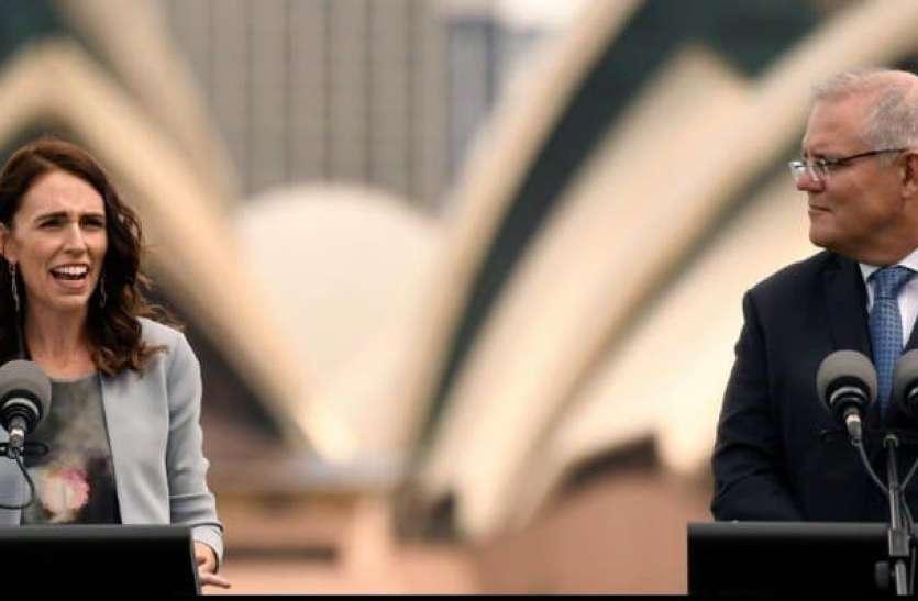 इस महिला को पनाह देने के मामले में आस्ट्रेलिया और न्यूजीलैंड के बीच तकरार