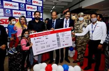 स्टार एयर की जोधपुर-बेलगाम फ्लाइट शुरू