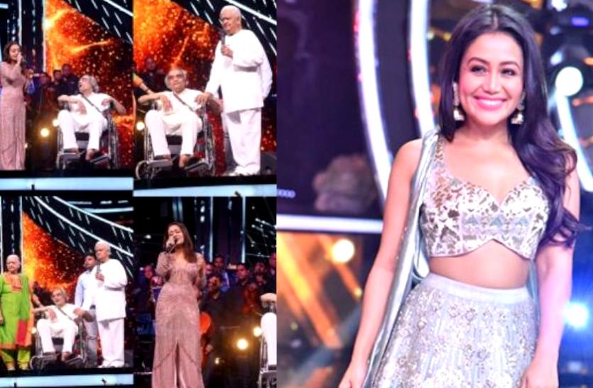 आर्थिक तंगी से जूझ रहे गीतकार संतोष आनंद को Neha Kakkar ने दिए 5 लाख रुपए