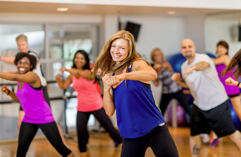वजन कम करने के लिए करें एरोबिक एक्सरसाइज