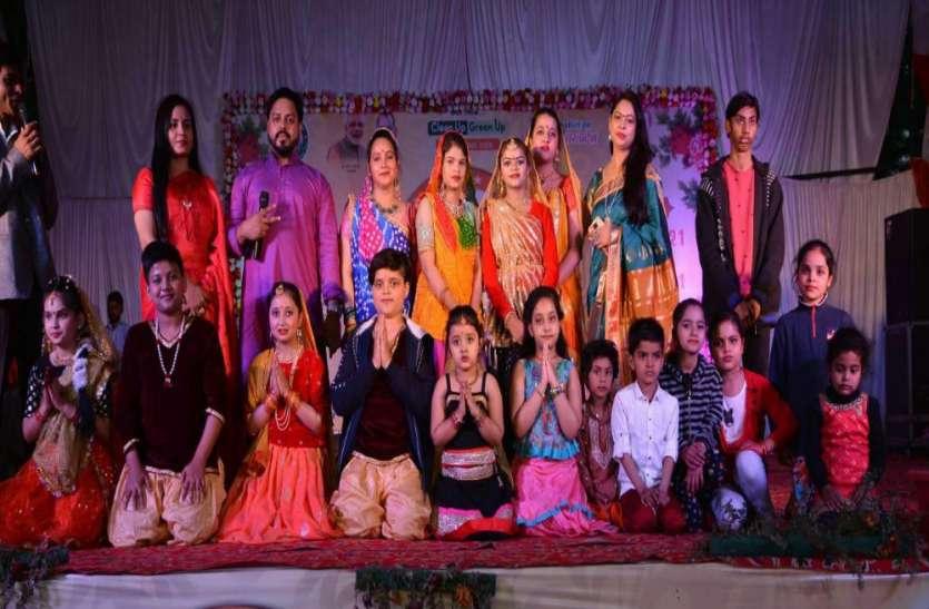 अवध महोत्सव की 19वीं सांझ में पंजाबी, राजस्थानी और हरयाणवीं नृत्य की बयार बही