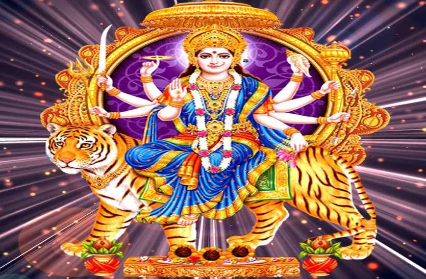 Durgashtami Vrat 2021  जानें महत्व, शुभ मुहूर्त और मां दुर्गा की पूजा विधि