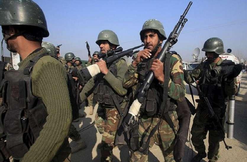 बलूचिस्तान में पाकिस्तानी सेना को बड़ा झटका, विद्रोहियों ने की 5 सैनिकों की हत्या