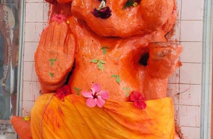 विरासत: अमरकंटक में मां नर्मदा की पूजन का फल धरहरकला के सिद्ध श्रीगणेश के दर्शन बाद होता है पूरा