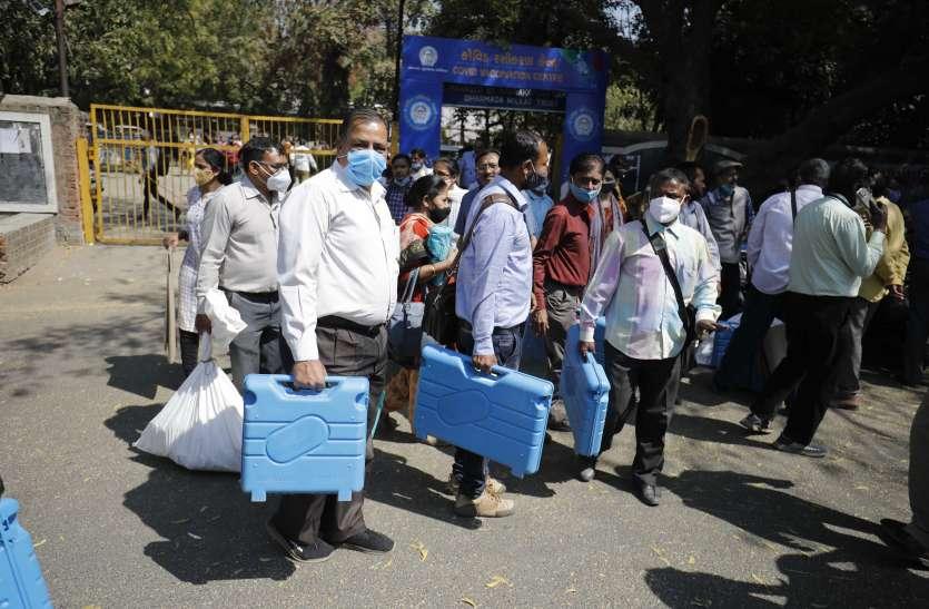 Gujarat: 6 महानगरपालिकाओं में 1.14 करोड़ से ज्यादा मतदाता वोटिंग में हिस्सा लेंगे