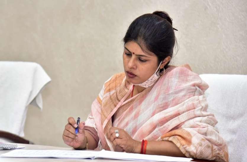महिला कल्याण विभाग ने सात करोड़ से अधिक लोगों को किया जागरूक