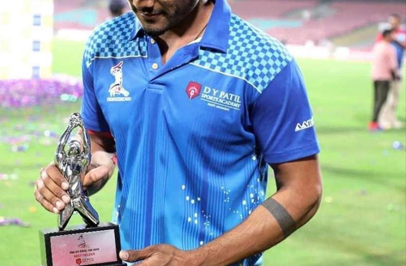 IPL: अक्षर पटेल के बाद नडियाद से बनेंगे दूसरे आईपीएल खिलाड़ी रिपल पटेल