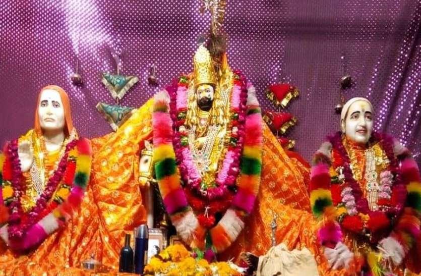 ऱामापीर मंदिर में माघ मेला आज से