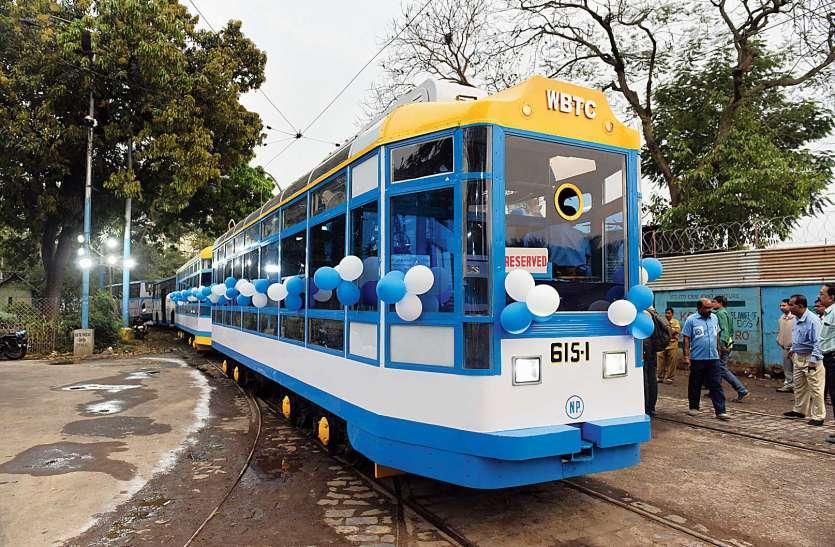ट्राम में कैशलेस टिकटिंग सिस्टम आज से शुरू