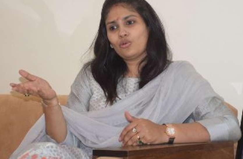 राजसमन्द मेरे लिए राजनीतिक क्षेत्र नहीं बल्कि परिवार है...