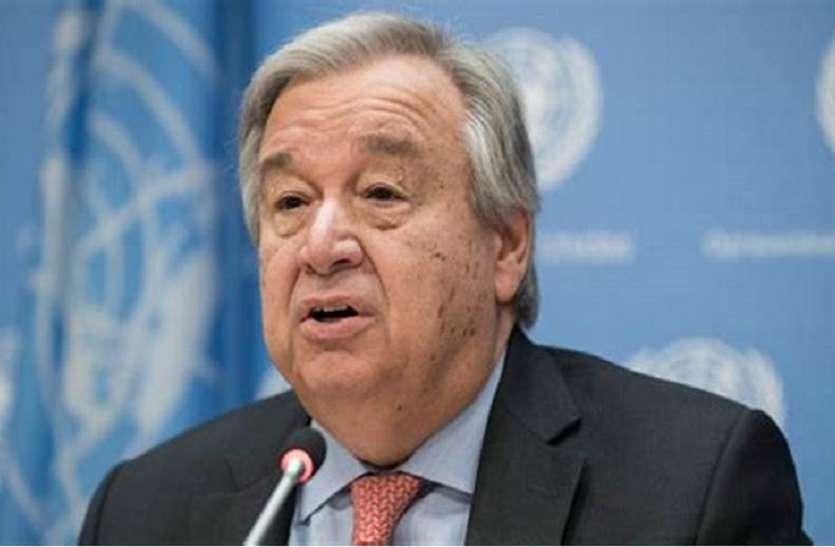 संयुक्त राष्ट्र ने की भारत की तारीफ, कहा- कोरोना के खिलाफ लड़ाई में बना वैश्विक रहनुमा