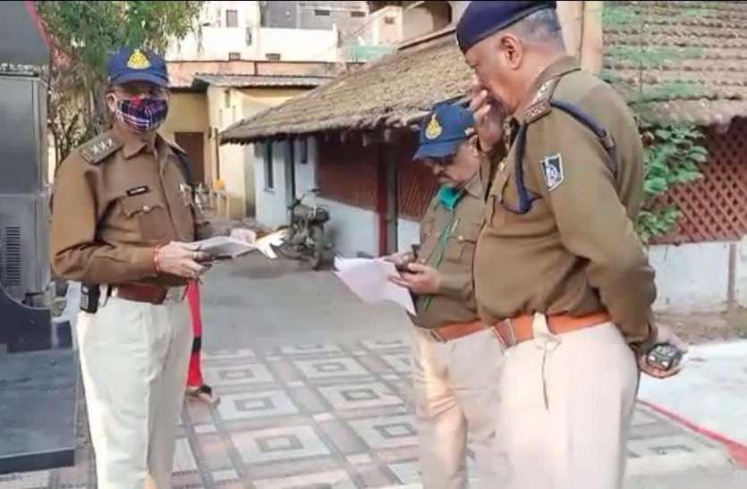 बुरहानपुर के सभी पुलिस थानों में बनेगा ऊर्जा महिला हेल्प डेस्क