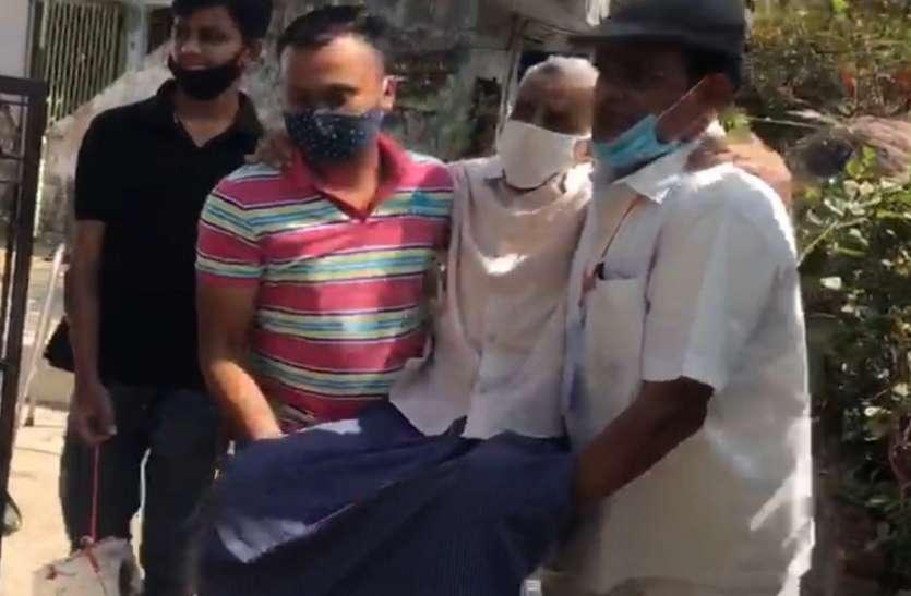 Ahmedabad मतदान में नहीं दिखा पहले जैसा उत्साह