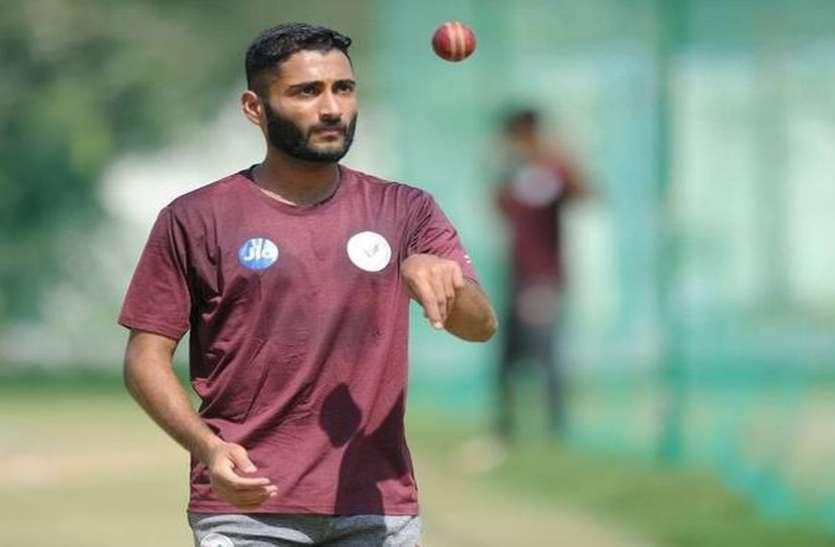 vijay hajare trophy : नगवासवाला के छह विकेट से गुजरात ने छत्तीसगढ़ को हराया