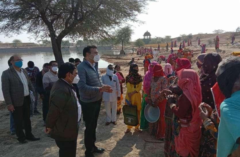 नागौर जिले में 2528 लोग ऐसे, जिनकी उम्र 80 पार फिर भी कर रहे मनरेगा में काम
