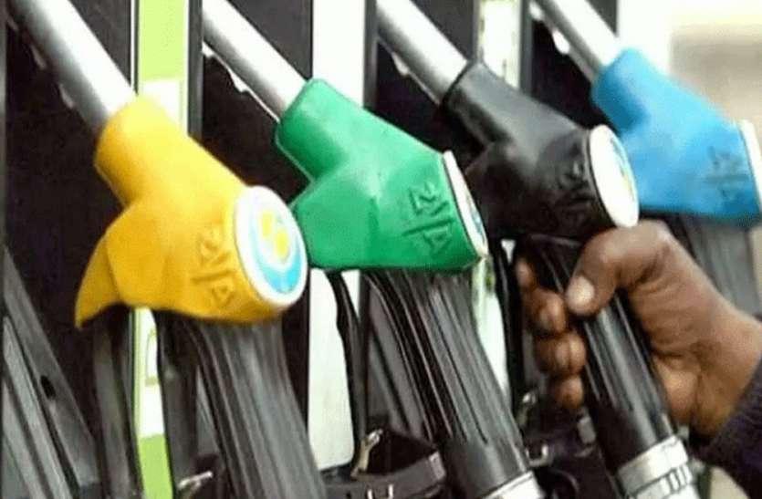 रुकने को नाम नहीं ले रही हैं पेट्रोल और डीजल की कीमतें, जानिए यूपी में पेट्रोल और डीजल की आज की कीमतें
