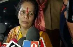 साध्वी प्राची ने सीतापुर की घटना को लेकर पुलिस पर फोड़ा ठीकरा, बोली- पुलिस अगर चेत जाती तो नहीं होता बाबा पर हमला