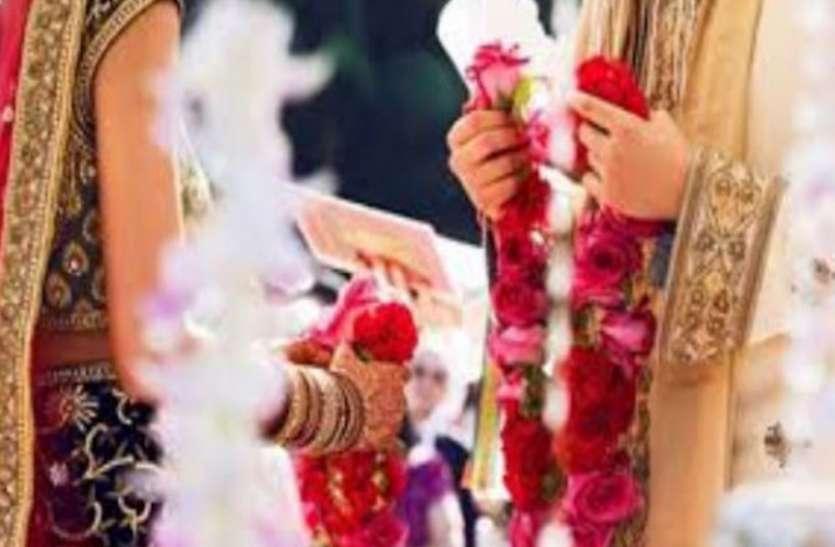 मंदिर में प्रेम विवाह करने के बाद पति ने पत्नी को भेजा मायके, साल भर बाद युवती ने इस बात की लिखाई तहरीर