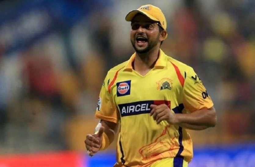 आईपीएल से पहले ही रैना ने 46 गेंदों में जड़ी शानदार सेंचुरी, जानिए पूरी डिटेल