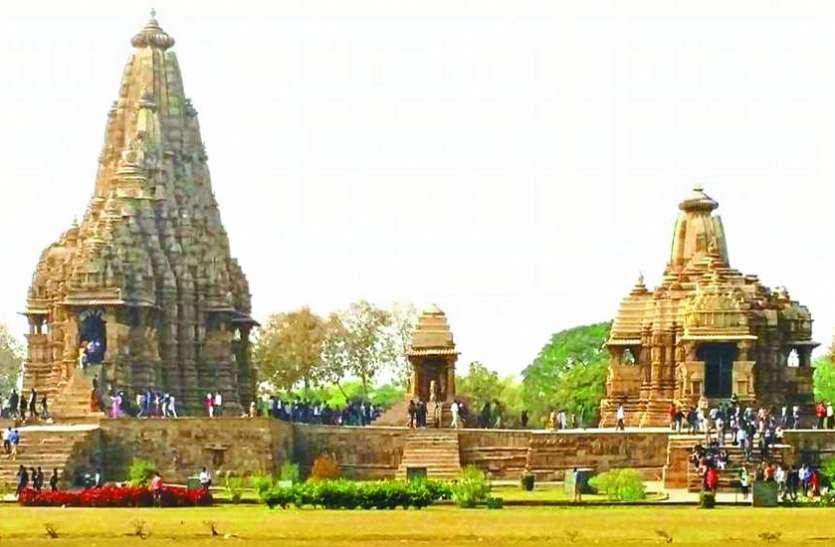 समावेशी संस्कृति समेटे हुए हैं खजुराहो के जैन मंदिर