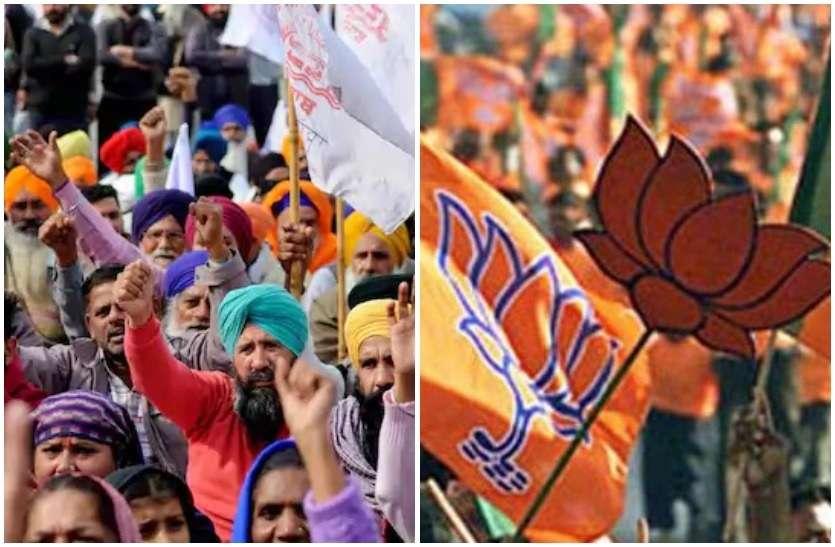Rajasthan BJP: किसान आंदोलन के 'नुकसान' से बचने की कवायद, जानें किस 'प्लान' पर काम कर रही भाजपा?