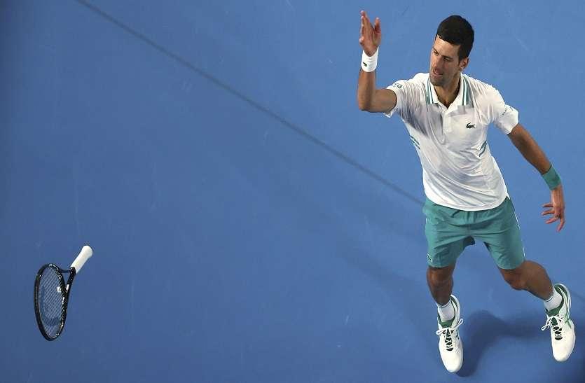 ऑस्ट्रेलियन ओपन : जोकोविच ने नौंवी बार जीता खिताब