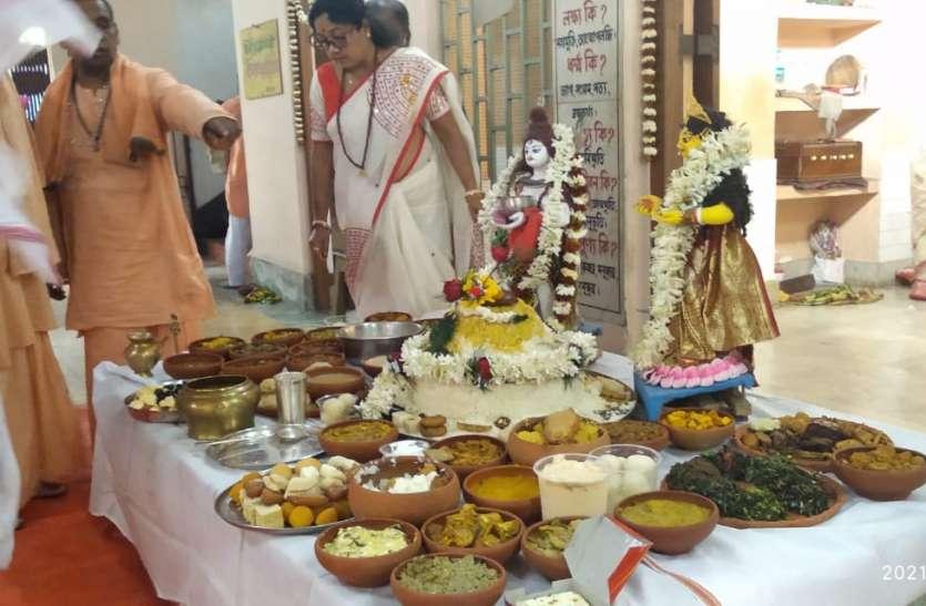 बिराटी हिंदू मिलन मंदिर का अन्नकूट और वार्षिक उत्सव सम्पन्न
