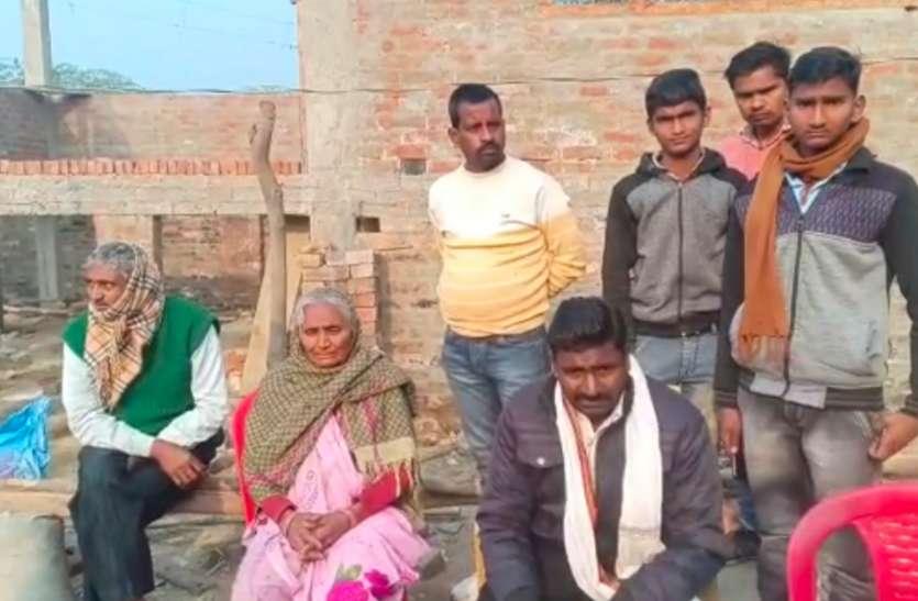 उत्तराखंड मेंआए जल सैलाब में रायबरेली के लापता दोनों युवकों की मां ने भेजा अपना डीएनए सैंपल