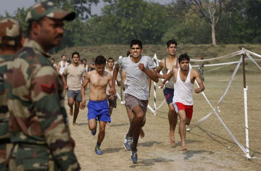 खुशखबर: राजस्थान में जल्द होगी सेना की दो बड़ी भर्ती रैलियां, सेना के अधिकारी की मुख्यमंत्री से हुई चर्चा