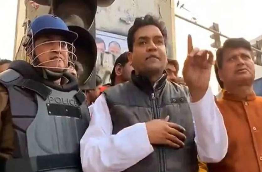 Delhi Violence: बीजेपी नेता कपिल मिश्रा का बड़ा बयान, बोले-  नहीं कोई पछतावा, जरूरत पड़ी तो फिर ऐसा करूंगा