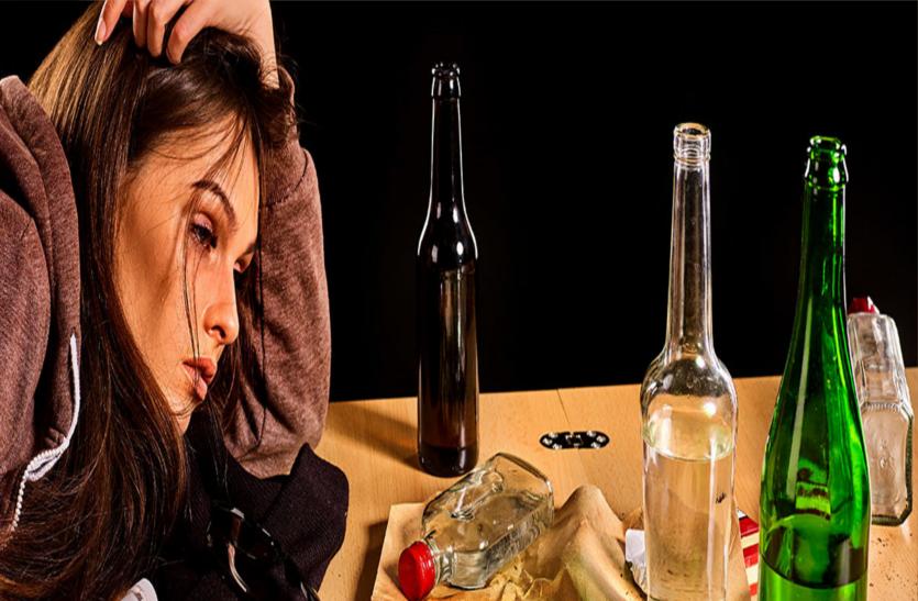 सेहत : शराब की लत के शिकार अभिभावक का संतान पर दुष्प्रभाव