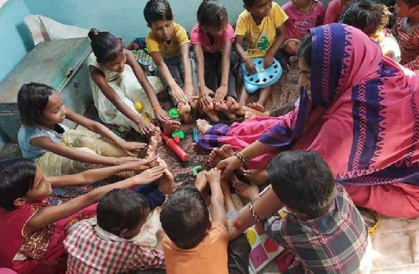 जिले में गोद लेने वाला अभियान लाया रंग, टीबी मुक्त हुए 300 से ज्यादा बच्चे