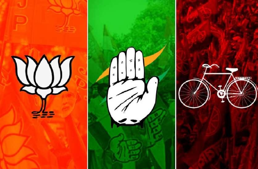 उत्तर प्रदेश में धीरे-धीरे हिलोरे लेने लगी चुनावी हलचल, तो जातियों को रिझाने में जुट गईं ये राजनीतिक पार्टियां