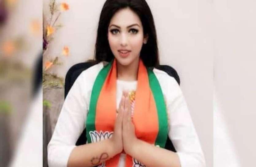 Pamela Goswami मामले को लेकर BJP नेता राकेश सिंह ने लिखा कोलकाता पुलिस कमिश्नर को पत्र