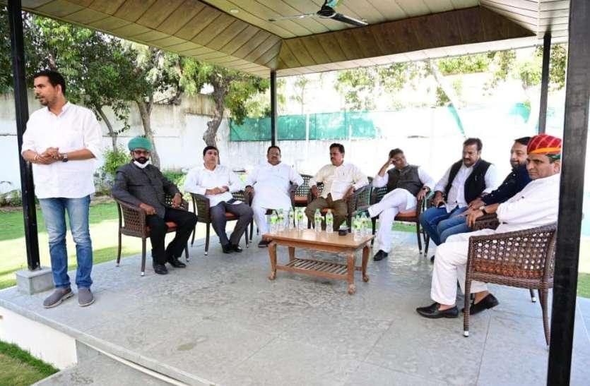 मातृकुण्डियां और श्रीडूंगरगढ में होंगे कांग्रेस के किसान सम्मेलन