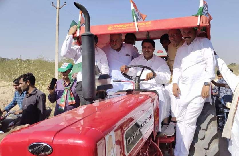 कृषि कानून को लेकर सरकार नहीं छोड़ रही हठधर्मिता : मंत्री