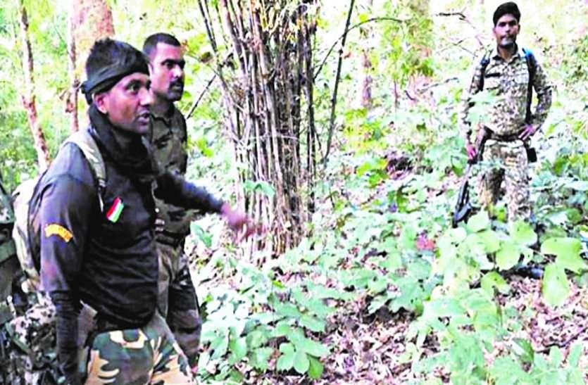 राजनांदगांव के अंबाटोला जंगल में माओवादियों ने पुलिस पार्टी पर बरसाई गोलियां, जवाबी फायरिंग में छह नक्सली घायल