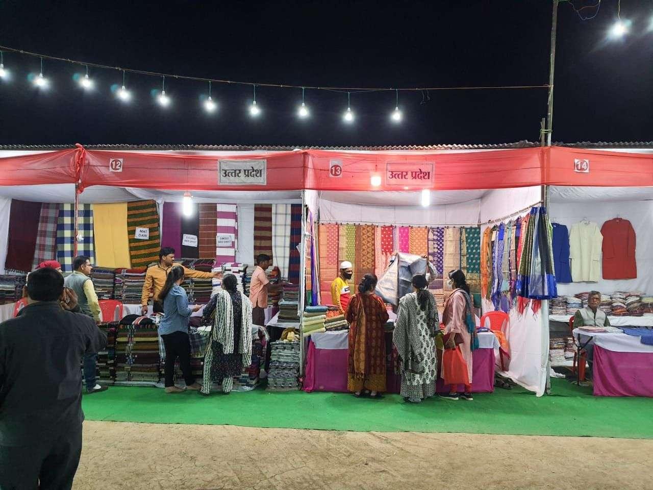 Madhya Pradesh : Confluence of craftsmen of eight states in MP