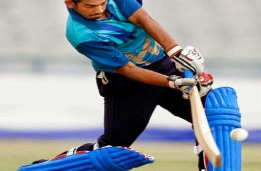 Vijay Hazare Trophy : एक तरफा मुकाबले में गुजरात ने त्रिपुरा को 133 रन से हराया