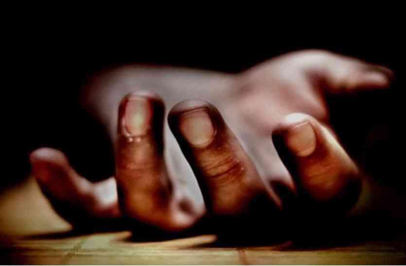 सड़क हादसे में वृद्ध महिला की मौत