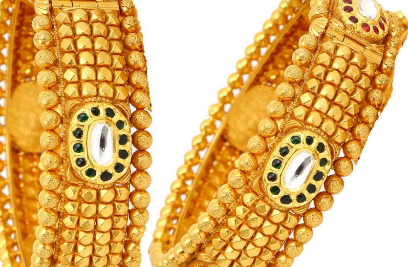 GOLD--शादी वाले घरों में लौटी रौनक, ज्वैलरी बाजार मुस्कुराया