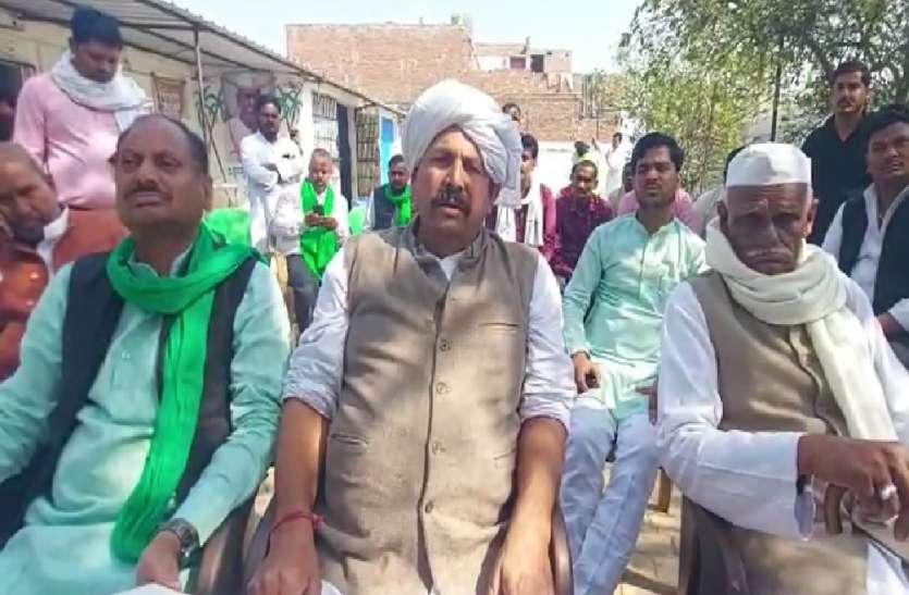 नरेश टिकैत ने राजनाथ सिंह को बताया पिंजरे का तोता, कहा- अगर सरकार उनको दे आजादी, तो ससम्मान हो जाएगा फैसला