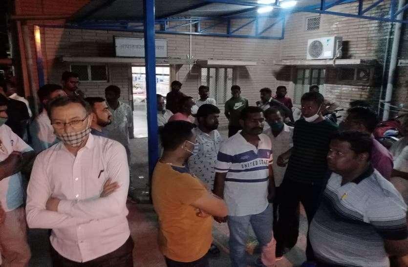 भाजपा शक्ति केन्द्र संयोजक पर धारदारों हथियारों से जानलेवा हमला, गंभीर घायल बाड़मेर