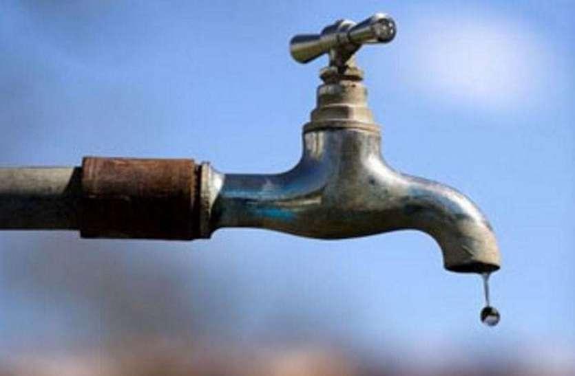 वडोदरा में आज शाम व कल सवेरे प्रभावित रहेगी जलापूर्ति